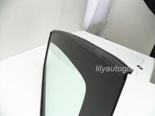 Fit 12-15 Honda Civic 2D Coupe Driver Left Rear Quarter Glass Window W// Gasket