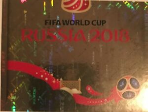 Panini-FIFA-World-Cup-2018-Russia-Foil-Sticker-6-Free-Shipping-MAKE-AN-OFFER