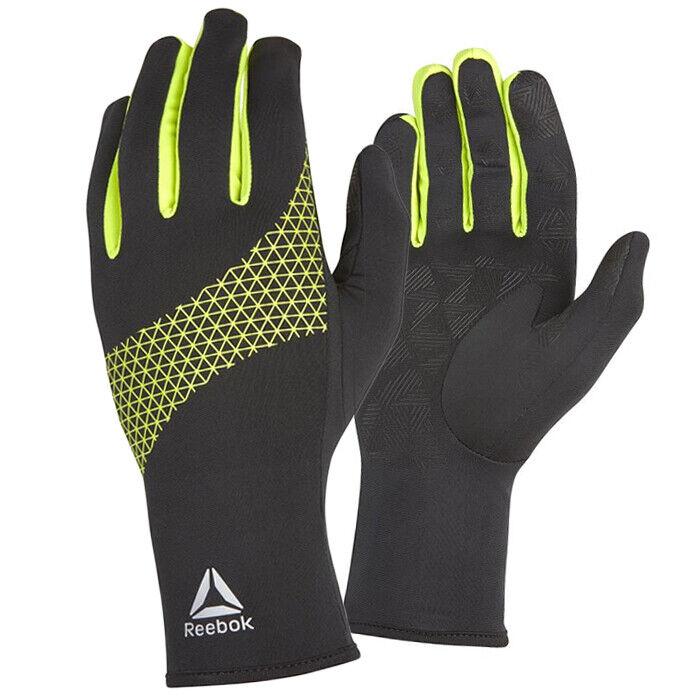 Reebok Running Gloves Winter Sportswear Warm Running Sports Outdoor RRGL-1220