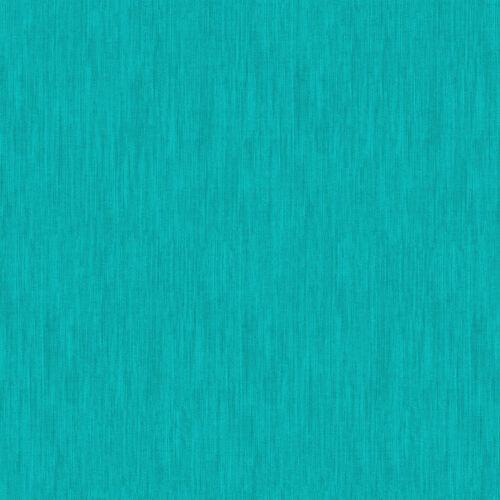 Toile Cirée robuste lin gravé par turquoise largeur 140 cm nappe
