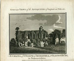The-Chapel-of-St-Joseph-Of-Arimathea-At-Glastonbury-Engraved-IN-1786-By-Noble