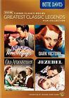 TCM Greatest Classic Films Bette Davi 0883929162994 DVD Region 1