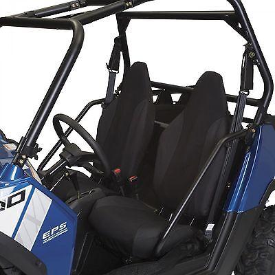 Classic Accessories 18-144-010403-00 Black QuadGear UTV Bucket Seat Cover