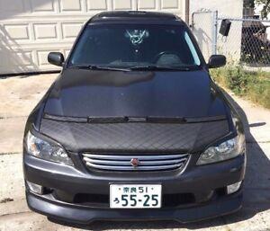 Car-Hood-Bra-In-DIAMOND-Fits-LEXUS-IS300-IS200-IS-Altezza-99-2000-01-02-03-04-05