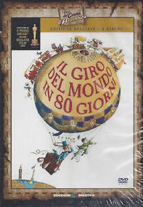 size 40 17376 b0540 Dettagli su DVD NUOVO SIGILLATO IL GIRO DEL MONDO IN 80 GIORNI 2 dvd con  D.Niven IN ITALIANO