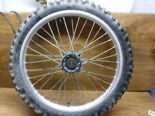 NOS HONDA CR 125 250 500 R 1989 FRONT WHEEL HUB 44601-KZ4-000 OEM