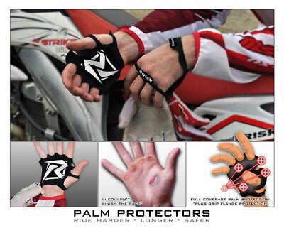 RISK RACING MOTOCROSS ENDURO PALM PROTECTORS blisters ADULTS KIDS SAVERS MTB BMX