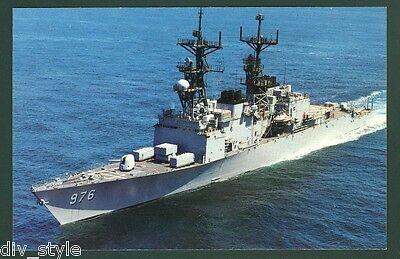 "USS Merrill DD-976 postcard US Navy Ship Destroyer /""Spirit of /'76/"""
