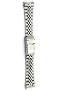 Genuine-22mm-Model-Seiko-Jubilee-watch-Bracelet-Strap-Men-Stainless-Steel-New