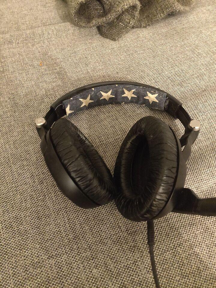 Headset, Sennheiser pc350se, God