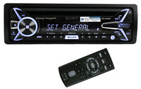 Sony Mex-n5100bt Cd/mp3 Usb/aux Car Audio Bluetooth Receiver Mexn5100bt