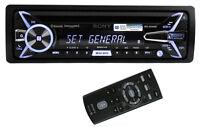 Sony Mex-n5100bt Cd/mp3 Usb/aux Car Audio Bluetooth Receiver Mexn5100bt on sale