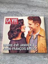 La Vie a deux CD Marie-Eve Janvier / Jean-Francois Brault