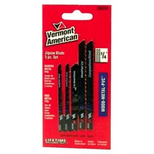 NEW VERMONT AMERICAN ADJUSTABLE WOOD METAL AND PVC COUNTERSINK 16646