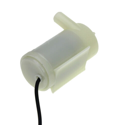 Super Mini Tiny DC 2.5 ~ 6V Brushless Motor Submersible Water Pump