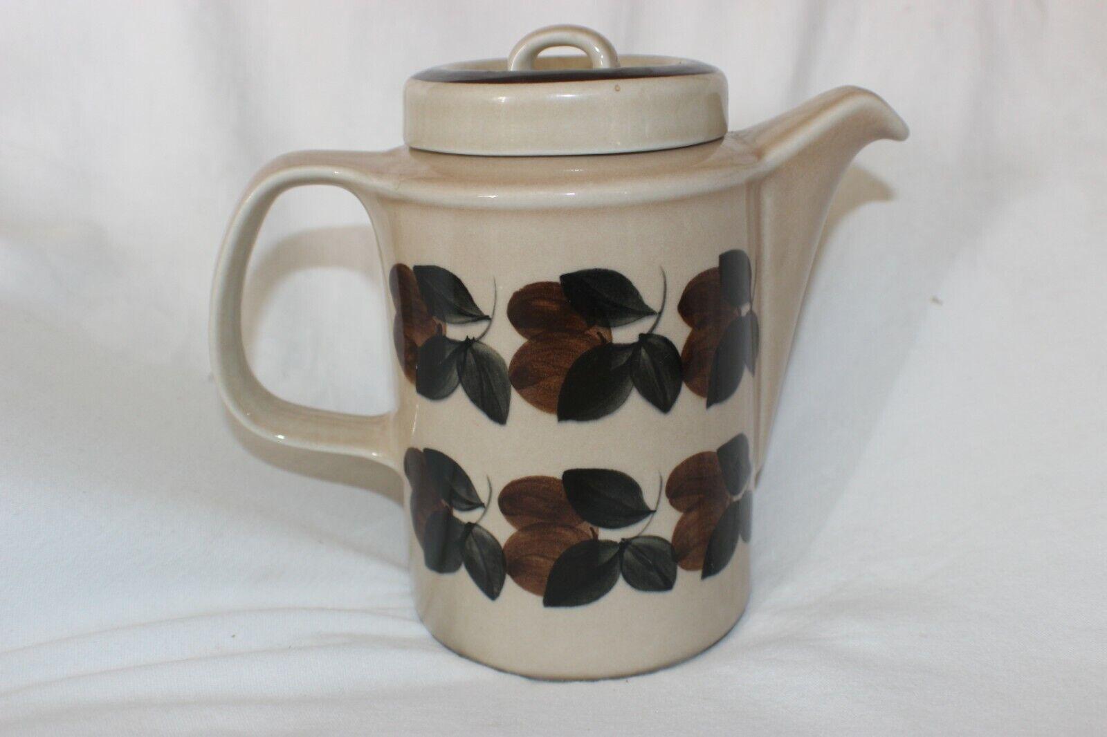 2 Vintage Ruija Arabia Finland coffee pot