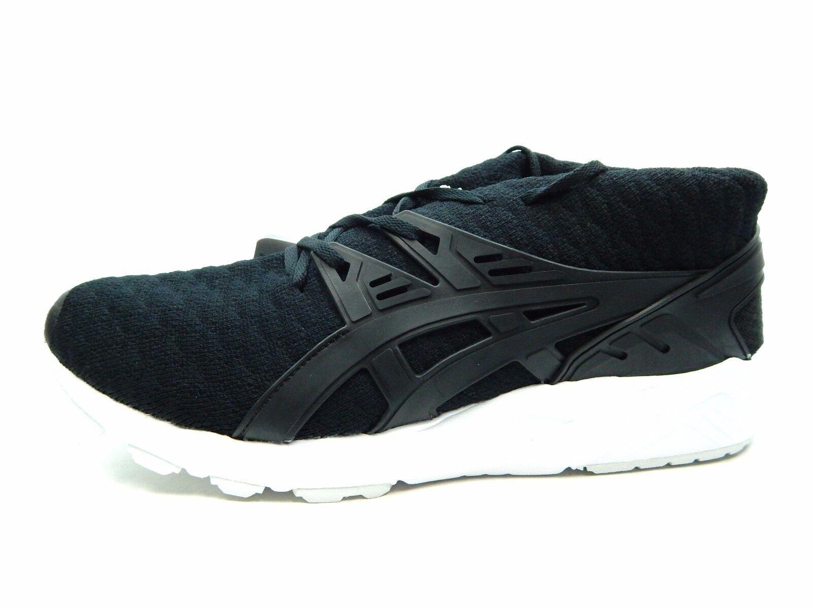 ASICS GEL KAYANO Trainer KNIT MT H7P4N 9090 Noir Hommes Chaussures
