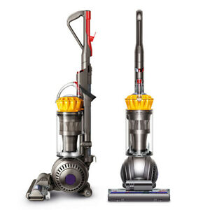 Dyson-Ball-Total-Clean-Upright-Vacuum-Yellow-Refurbished