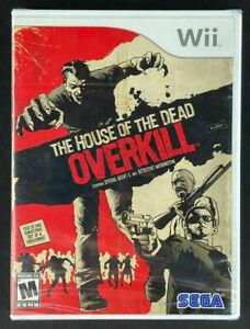 The House Of The Dead Overkill Nintendo Wii Game Preowned Ebay