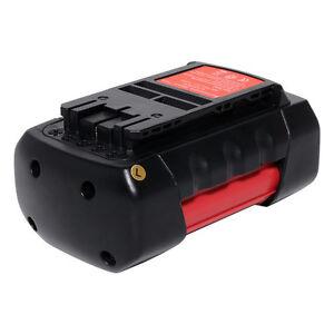 Battery For Bosch 36v Li Ion 4 0ah Heavyduty Rotak 34 37