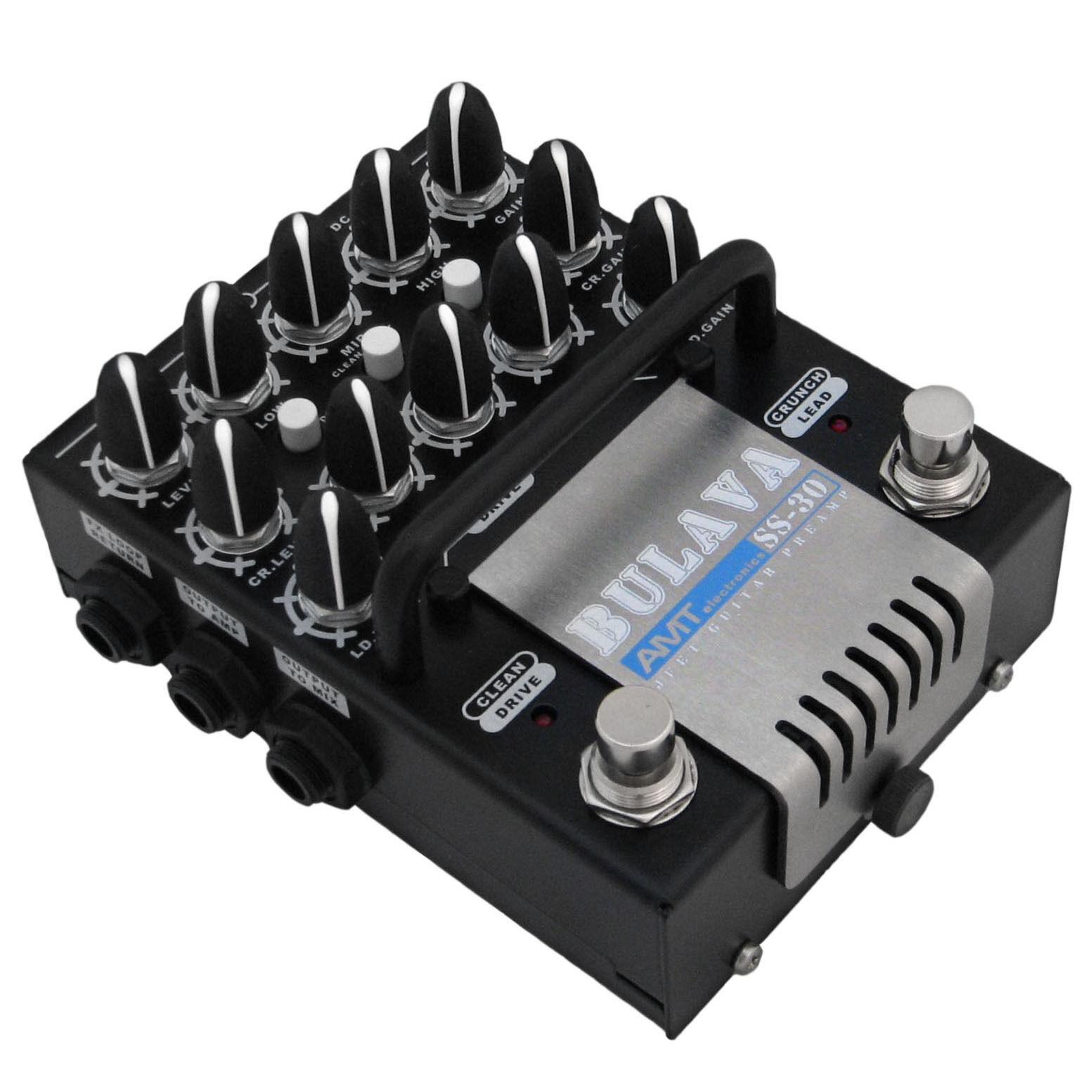 AMT Electronics SS-30 Bulava 3-channel JFET
