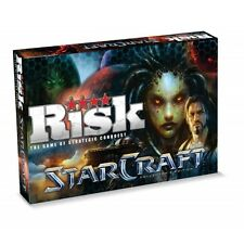 Starcraft Risk Collector's Edition Board Game - Brand New!