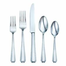 Buy Oneida 90 Piece Cosgrove 1810 Stainless Fine Flatware Set