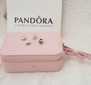 Pandora Jewelry Box Charm Symbol Peace Iloveyou Amore Love Santa Northpole New Ebay