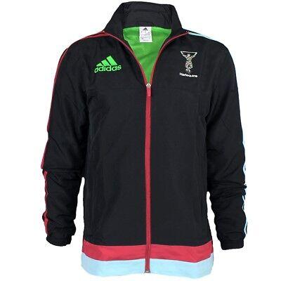 Adidas HQ Jacke Herren Rugbyjacke Harlequins Fan