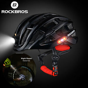 ROCKBROS-Ultralight-Cycling-Helmet-Road-Bike-MTB-Light-Helmet-Size-49-59-cm
