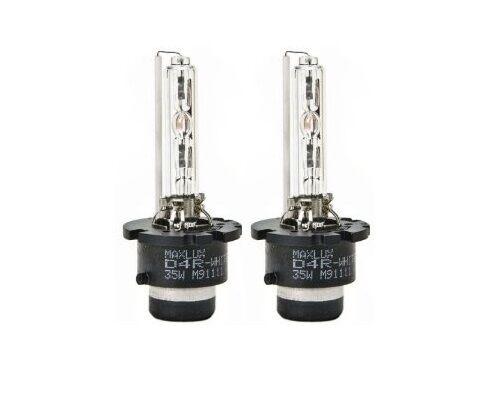 1 Pair MAXLUX HID Xenon Bulbs D4C D4S,D4R