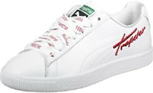 Puma 362752 neufpour X homme 01 blanctout Clyde Trapstar v8NPmywOn0