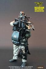 "Mini Times 1/6 Scale 12"" USSocom Navy Seal UDT Figure AGA Mask Version M002"