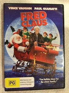 DVD-Fred-Claus-Region-4