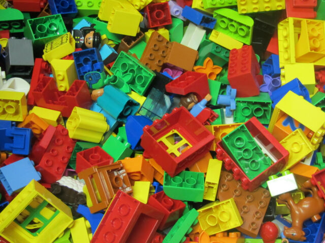 LEGO CLASSIC 48 teiliges Bauplattenset in verschiedenen Größen und Farben NEU