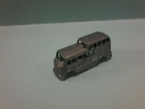 STREAMLUX Bus Coach made in AUSTRALIA in the 1960s NO Base plate no wheels