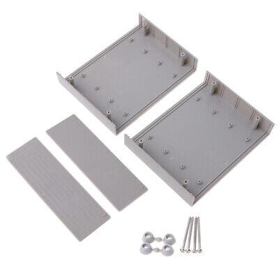 DIY Aluminum Case Electronic Project PCB Instrument Box 75x70x24mm