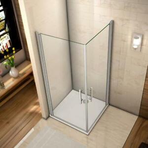 Hervorragend Duschkabine Duschabtrennung Dusche Eckeinstieg Schwingtür Duschtür DP98