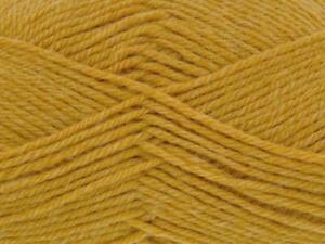 King-Cole-MAJESTIC-DK-Knitting-Wool-Yarn-50g-2658-Amber