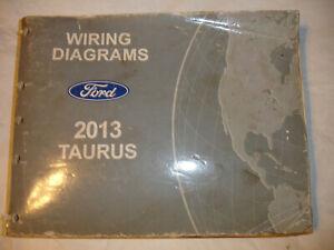 CHEAP 2013 Ford Taurus Wiring Diagrams Electrical ...