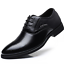 Hot-Men-039-s-Wedding-Dress-Pointed-Oxfords-Leather-Shoes-Casual-Formal-Size-6-13 thumbnail 21