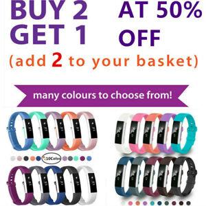 Fitbit Alta HR. Alta. Strap SecureWristband Band Buckle Bracelet Fitness Tracker