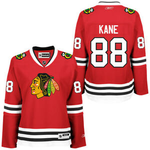 Chicago-Blackhawks-Women-039-s-Patrick-Kane-Premier-Jersey-Red-88