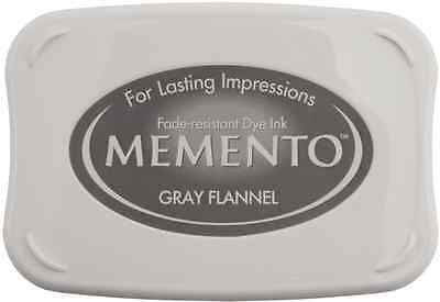 Memento Stempelkissen Gray Flannel 204902