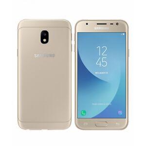 CELLULARE-SAMSUNG-Galaxy-J3-2017-16GB-Dual-SIM-gold-ORO-GARANZIA-EU-NO-BRAND