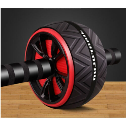 ABS Ab Roller Wheel Workout Equipment for Abdominal Exercise Home Gym Fitness