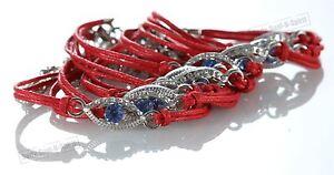 10-Red-Evil-Eye-woman-Bracelets-STRING-Kabbalah-Lucky-Charm-Protection-Jewelry