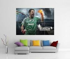 GIANLUIGI BUFFON JUVENTUS GIANT WALL ART PHOTO PRINT PIC POSTER