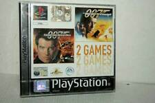 TOMORROW NEVER DIES THE WORLD IS NOT ENOUGH NUOVO SONY PSONE VER ITA VBC 51683