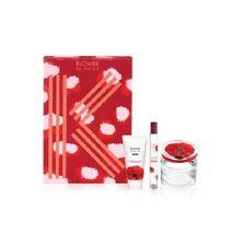 FLOWER IN THE AIR Kenzo 3.4 oz EDP spray women perfume+ 1.7 body milk+ mini SET